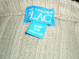 Boys Size 7/8 ****Children's Place**** Knit Sweater Kingston Kingston Area image 3