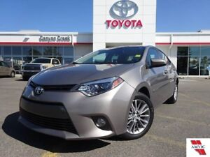 2015 Toyota Corolla LE UPGRADE/CLEAN CARPROOF/TOYOTA CERTIFIED/M
