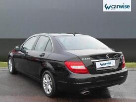 2013 Mercedes-Benz C Class C220 CDI BLUEEFFICIENCY EXECUTIVE SE Diesel black Man
