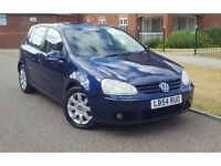 2004 Volkswagen Golf 2.0 TDI GT 5dr **F/VW/S/H+2 OWNERS+CAMBELT DONE**