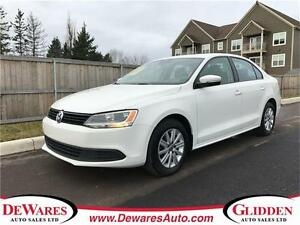 2013 Volkswagen Jetta Sedan S w/Sunroof