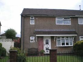 3 Bedroom House to Rent Available November 2016, Long Term Let, Westview Crescent, Trelewis, Merthyr