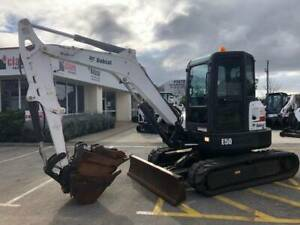 BWU0940 BOBCAT E50 FOR SALE Kenwick Gosnells Area Preview