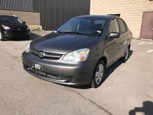 2003 TOYOTA ECHO WITH AIR CONDITION
