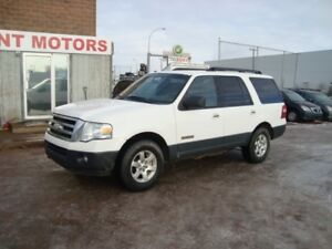 2007 Ford Expedition XLT 4X4 8 PASSENGER