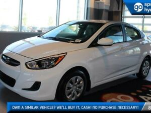 2017 Hyundai Accent GL Auto-Heated Seats-Bluetooth-A/C