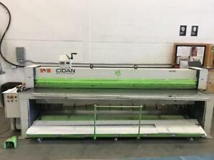 Cidan Mechanical shear 10' x 14ga