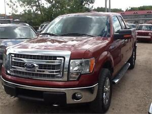 2014 Ford F-150 FX4 $15995 MIDCITY WHOLESALE 1831 SASK AVE