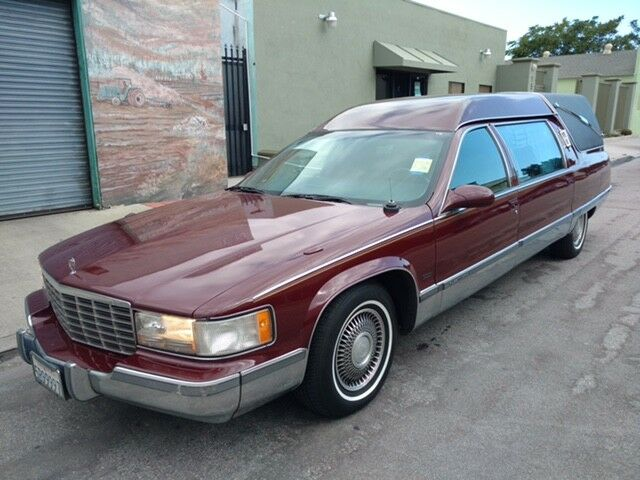Image 11 of 1995 Cadillac Fleetwood…