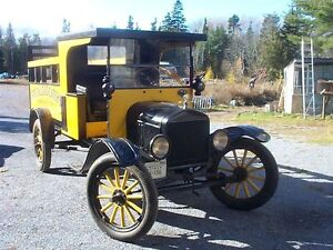 1920 MODEL T FORD FOR SALE OR TRADE