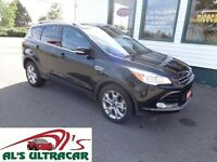 2014 Ford Escape Titanium 4WD only $225 bi-weekly all in!