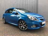 2011 Vauxhall Corsa 1.6T VXR, Arden Blue, Fabulous Low 33,000 Miles Only, in Immaculate Condition