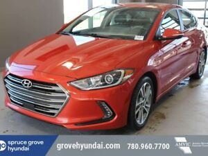 2018 Hyundai Elantra GLS: AUTOMATIC, SUNROOF, HEATED SEATS, AIR