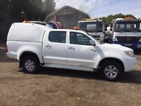 2007 Toyota Hilus Pickup - ONLY 66000 miles, NO MOT, EXPORT ONLY! VERY GOOD TRUCK