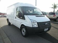 2011 Ford Transit VM 350 Mid Roof LWB Frozen White 6 Speed Manual Van Heatherton Kingston Area Preview