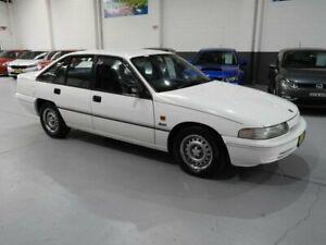 1993 Holden Commodore VP II Executive Sedan 4dr Auto 4sp 3.8i White Automatic Sedan