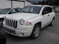 2007 Jeep Compass Limited 109,000 KMS! Leather! AWD 4X4 $9,900
