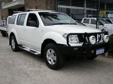 2007 Nissan Pathfinder R51 MY07 ST (4x4) White 5 Speed Automatic Wagon Wangara Wanneroo Area Preview