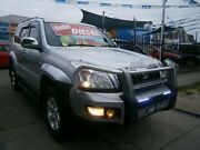 2006 Toyota Landcruiser Prado KZJ120R Grande (4x4) Silver 4 Speed Automatic Wagon Preston Darebin Area Preview