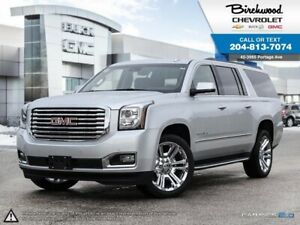 2019 GMC Yukon XL SLT 4WD, Sunroof, Nav, Enhanced Driver Alert P