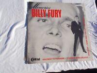 Vinyl LP Memories – Billy Fury K-tel ONE 1227 1983