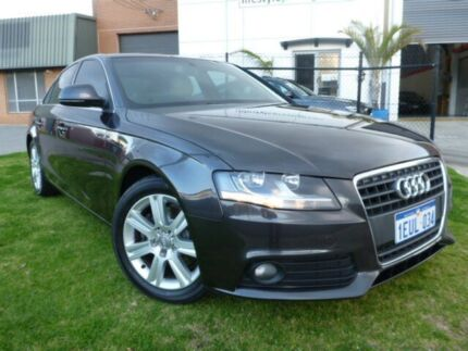 2008 Audi A4 B8 1.8T Grey Automatic Sedan Alfred Cove Melville Area Preview