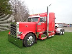 "2004 PETERBILT 379L, CAT C-15 SINGLE TURBO, 280"" WHEEL BASE"