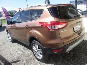 2013 Ford Kuga Burnished Glow Auto Seq Sportshift Mackay Mackay City Preview