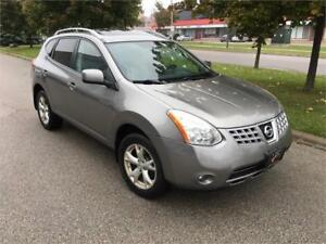 2008 NISSAN ROGUE SL AWD*SUNROOF*HEATED SEAT*PADDLE*MUST SEE