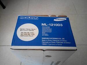TONER SAMSUNG ORIGINALE ML-1210D3 per ml-1010-1210-1250 - Italia - TONER SAMSUNG ORIGINALE ML-1210D3 per ml-1010-1210-1250 - Italia