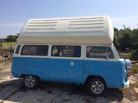VW Campervan T2 1979