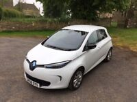 Perfect city car or run-around. Renault Zoe Dynamique