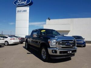 2015 Ford Super Duty F-350 SRW LARIAT, ONE OWNER, ACCIDENT FREE,