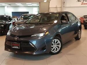 2017 Toyota Corolla LE-AUTO-CAMERA-HEATED SEATS-ONLY 60KM