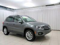 2015 Volkswagen Tiguan WAS $34,210 * DEMO! COMFORTLINE!