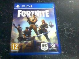 Fortnite for PS4