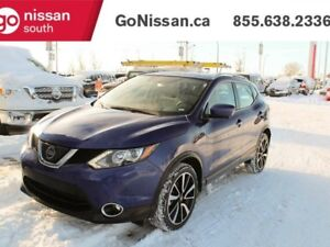 2018 Nissan Qashqai SL, AWD, SUNROOF, NAVIGATION, HEATED SEATS,