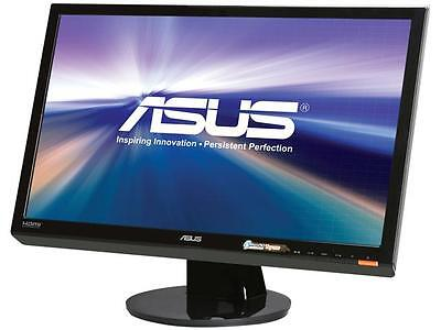 "شاشة ليد جديد Asus VH238H Black 23"" Full HD HDMI LED Backlight LCD Monitor w/Speakers"