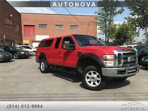 ***2008 FORD F250 SUPER DUTY 5.4l**AUTO/A.C/NAV/4x4/514-812-8505
