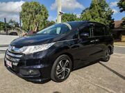 2015 Honda Odyssey RC MY16 VTi-L Black 7 Speed Constant Variable Wagon Aspley Brisbane North East Preview