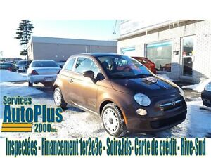 2012 FIAT 500 Pop FULL - PROPRE - AUTOMATIQUE