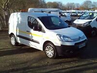 Citroen Berlingo 850 X L1 Hdi DIESEL MANUAL WHITE (2014)
