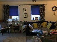 Large modern 2 double bed flat to swap central Chester balcony views Canal