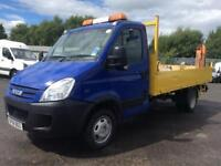 """Iveco Daily 50C15,3.0 (4350) LWB,ONE OWNER,DRW,SWING LIFT CRANE,""""TIPPER""""!"""