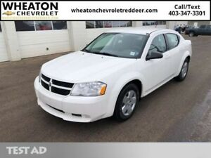 2010 Dodge Avenger SE  New Arrival, Accident Free