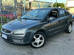 2005 Ford Focus LS CL Grey 4 Speed Automatic Hatchback St James Victoria Park Area Preview