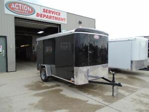 2017 6X12 ATLAS - ENCLOSED, HEAVY DUTY - PRICED TO SELL! London Ontario image 2