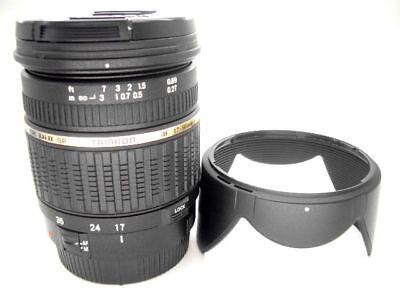 17-50mm Super Weitwinkelobjektiv lichtstarkes ZOOM Porträt für Canon EOS