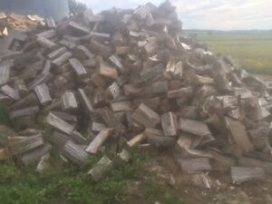 Well seasoned firewood near Walkerton