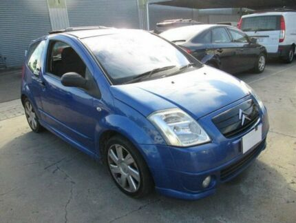 2005 Citroen C2 VTR Blue 5 Speed Sequential Manual Hatchback Moorabbin Kingston Area Preview